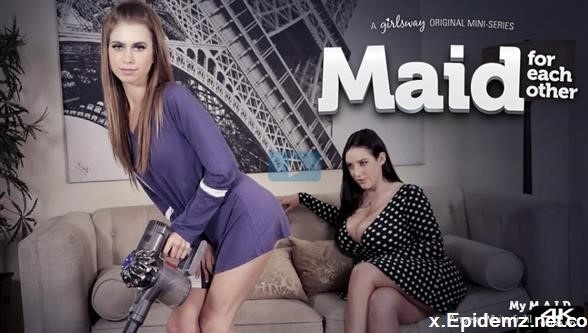 Angela White, Jill Kassidy - Maid For Each Other My M.A.I.D.D. (2019/GirlsWay.com/FullHD)