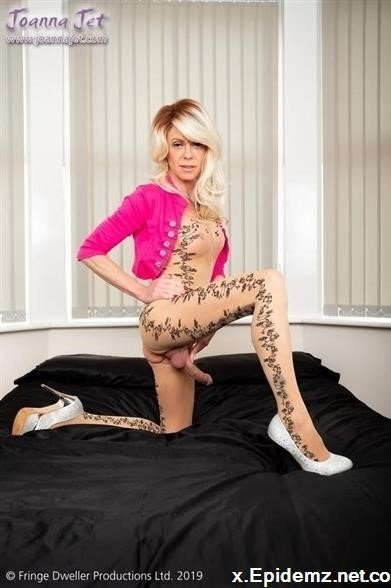 Joanna Jet  Me And You 352  Patterned Bodystocking - Ts  Joanna Jet  Me And You 352  Patterned Bodystocking (2019/JoannaJet.com/FullHD)