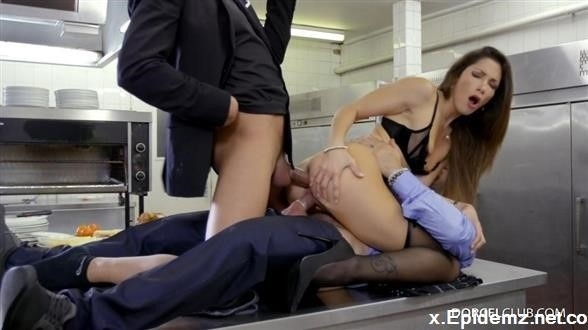 Cla Gaultier - Clea Gaultier Will Do Anything For A Contract (2019/DorcelClub.com/FullHD)
