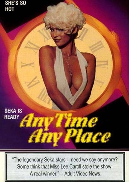 Any Time Any Place (1981/DVDRip)