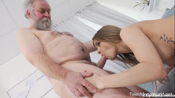 Amateurs - Happy Birthday And Happy Orgasm! (2019/Old-N-Young.com/TeenMegaWorld.com/SD)