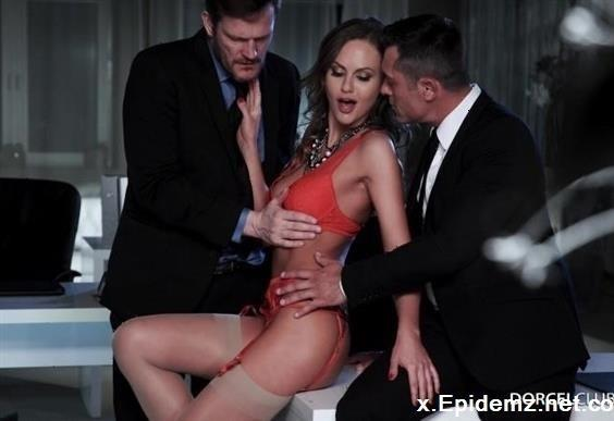 Tina Kay - Double Penetration For Tina Kay (2019/DorcelClub.com/SD)