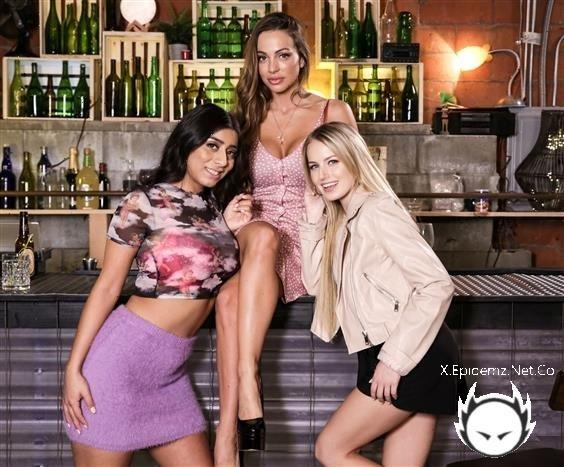 Abigail Mac, Scarlett Sage, Violet Myers - Crash Course (2019/GirlsWay.com/SD)