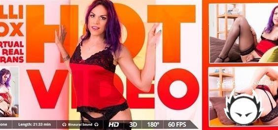 Kelli Lox - Hot Video (2020/VirtualRealTrans.com/FullHD)