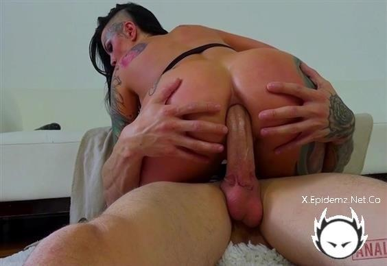 Lola Lucious - Tattooed Anal Fuck Doll (2019/Analized.com/SD)