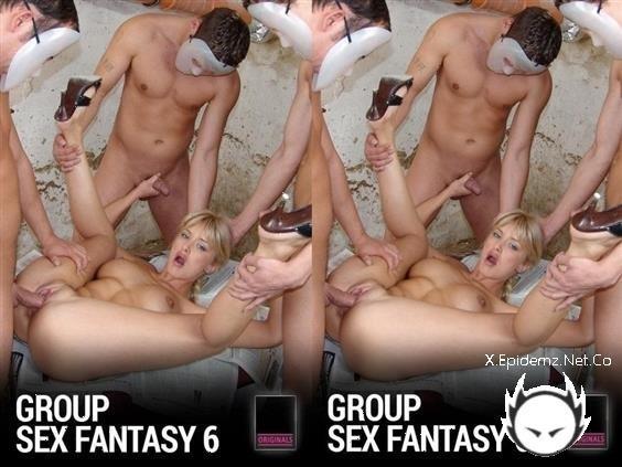 Group Sex Fantasy 6 (2019/SD)