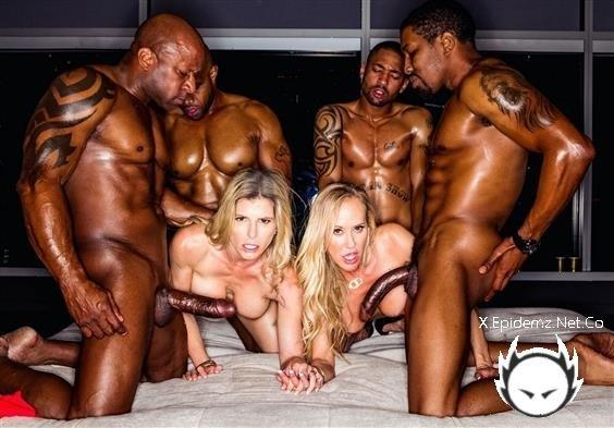 Cory Chase, Brandi Love - Bbc Club (2020/BlackedRaw.com/HD)