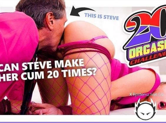 Gia Derza - Twenty Orgasm Challenge (2020/BubblegumDungeon.com/SD)