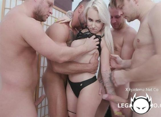 Mr Anderson, Ciri,  Angelo Godshack,  Thomas Lee,  Michael Fly Dap Destination Ciri Gets 4On1 Balls Deep Anal, Dap, Gapes And Facial Gio1350