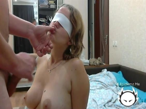 Amateurs - Kinky Blonde Chick Fucked Hard And Covered In Sticky Cum (2020/LoveHomePorn.com/SD)