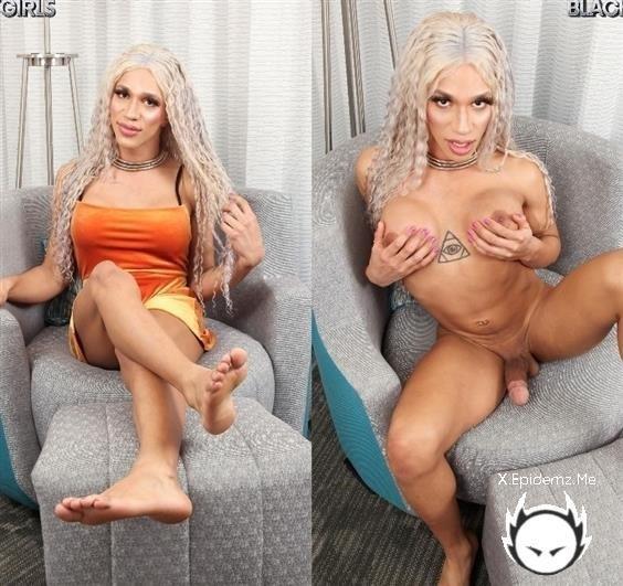 Stella Marie - Transsexual (2020/Black-Tgirls.com/FullHD)