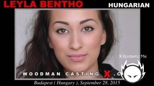 Leyla Bentho - Casting X 155 (2020/WoodmanCastingX.com/SD)