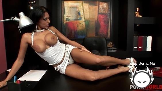Alison Star - Raunchy Brunette Alison Stars Big Tits Jiggle While Fucked Doggy Style Gp1317 (2020/PornBox.com/HD)