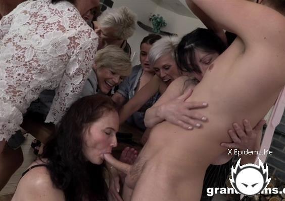 Horny Grandmams, Toyboys Part - 2 (2020/GrandMams.com/FullHD)