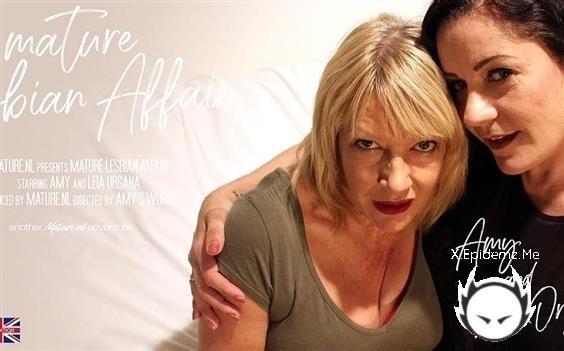 Amy - Mature Amy And Leia Organa Are Having A Naughty Lesbian Affair (2020/Mature.com/FullHD)