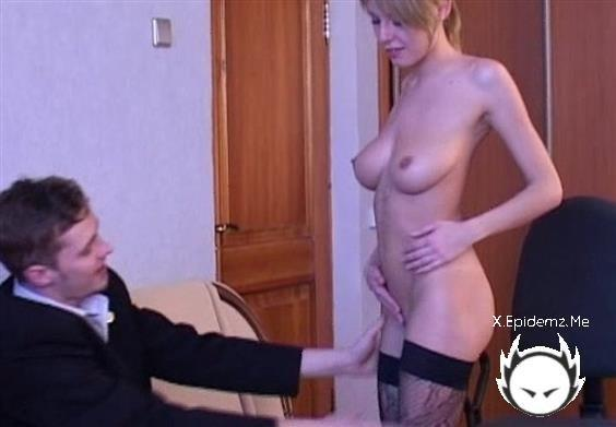 Amy - Busty Euro Chick Fucked Sideways (2020/ForcedToProstitute.com/SD)