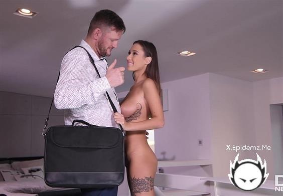 Liya Silver - Busty Babe Craves Big Dick (2020/HandsOnHardcore.com/HD)