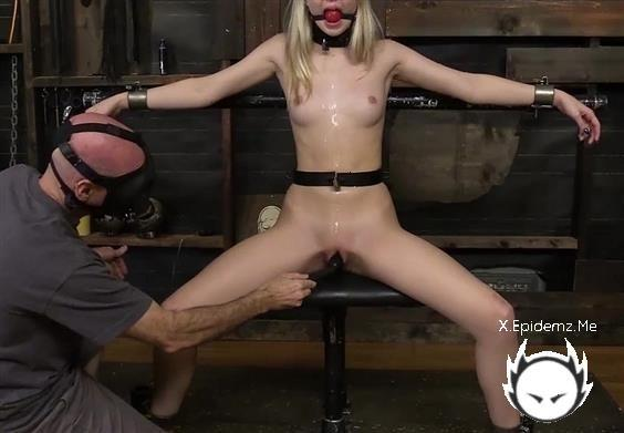 Lily Rader - Tied Up And Tortured In All Possible Ways (2020/DungeonCorp.com/HD)