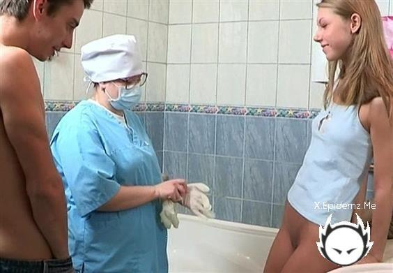 Ira - Couple Having Sex Right After The Medical Check-Up (2020/Mixed.com/SD)