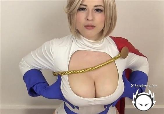 Amateurs - Super-Hero Blowjob (2020/LarkinLove.com/SD)