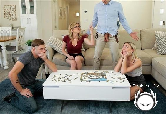 Chloe Temple, Cory Chase - Family Swap Picking Up The Pieces (2020/FamilySwap.com/HD)