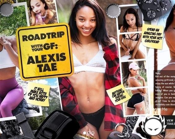 Alexis Tae - Roadtrip With Your Gf Alexis Tae Part 3 (2020/LifeSelector.com/SD)